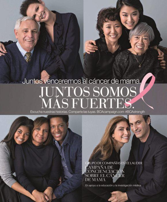 Anuncio Campaña Cáncer de Mama 2014